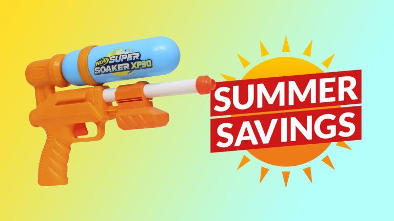 Nerf Super Soaker deals