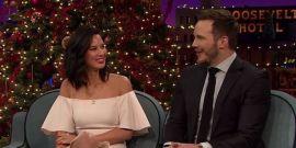 Olivia Munn Responds To Rumors Of Dating Chris Pratt