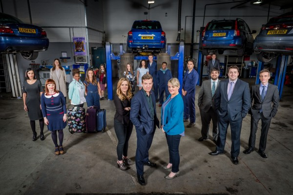 Ordinary Lies features an all-star cast (Ben Blackall/BBC/Red Productions)