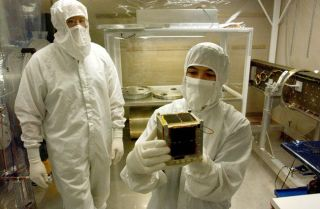 NSF Taps Tiny CubeSats for Big Space Science