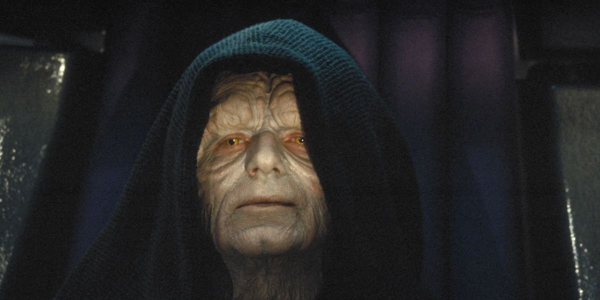 Palpatine in the original trilogy