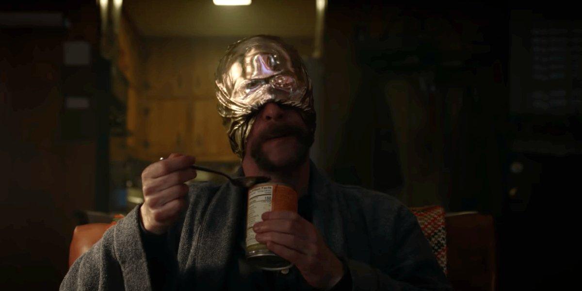 Tim Blake Nelson on Watchmen