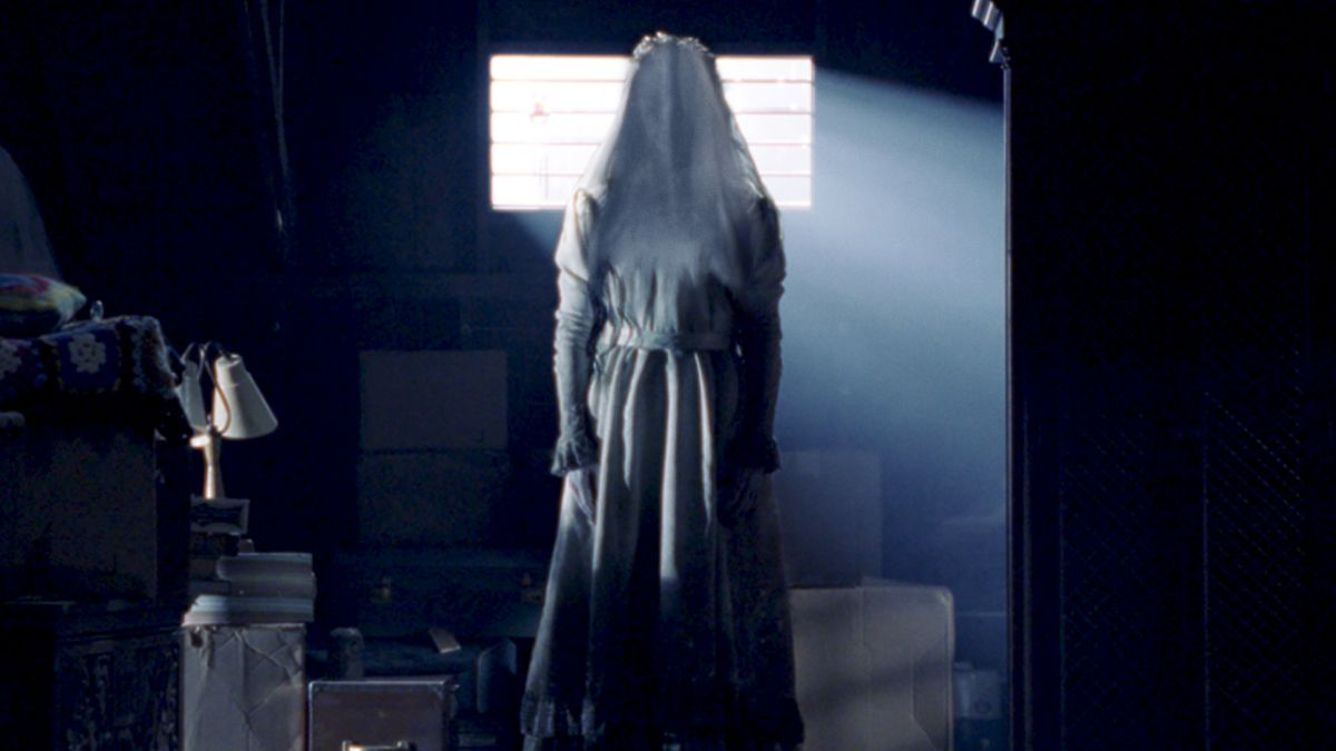 The Curse of La Llorona introduces The Conjuring's newest bogey(wo)man, with no spooky dolls in sight