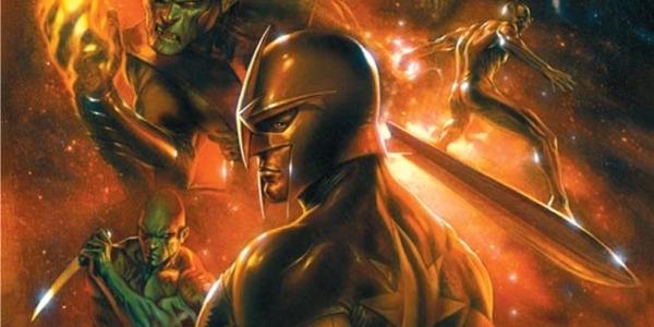 Annihilation Marvel comics