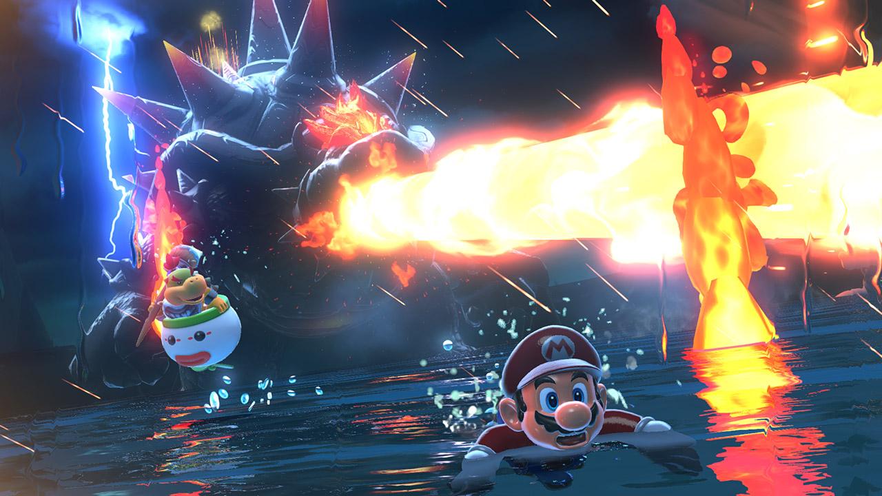 Best Nintendo Switch games: Super Mario 3D World + Bowser's Fury