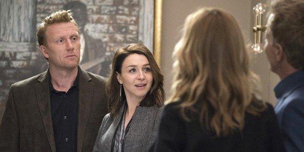 Grey's Anatomy Owen Hunt Amelia Shepherd Teddy Altman Tom Koracick