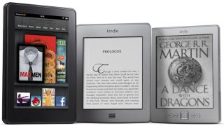 Compare Kindles: The Difference Between the Fire and the
