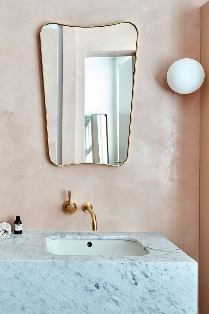 Pink Bathroom Ideas 22 Modern Ideas For An On Trend Pink Bathroom Scheme Livingetc