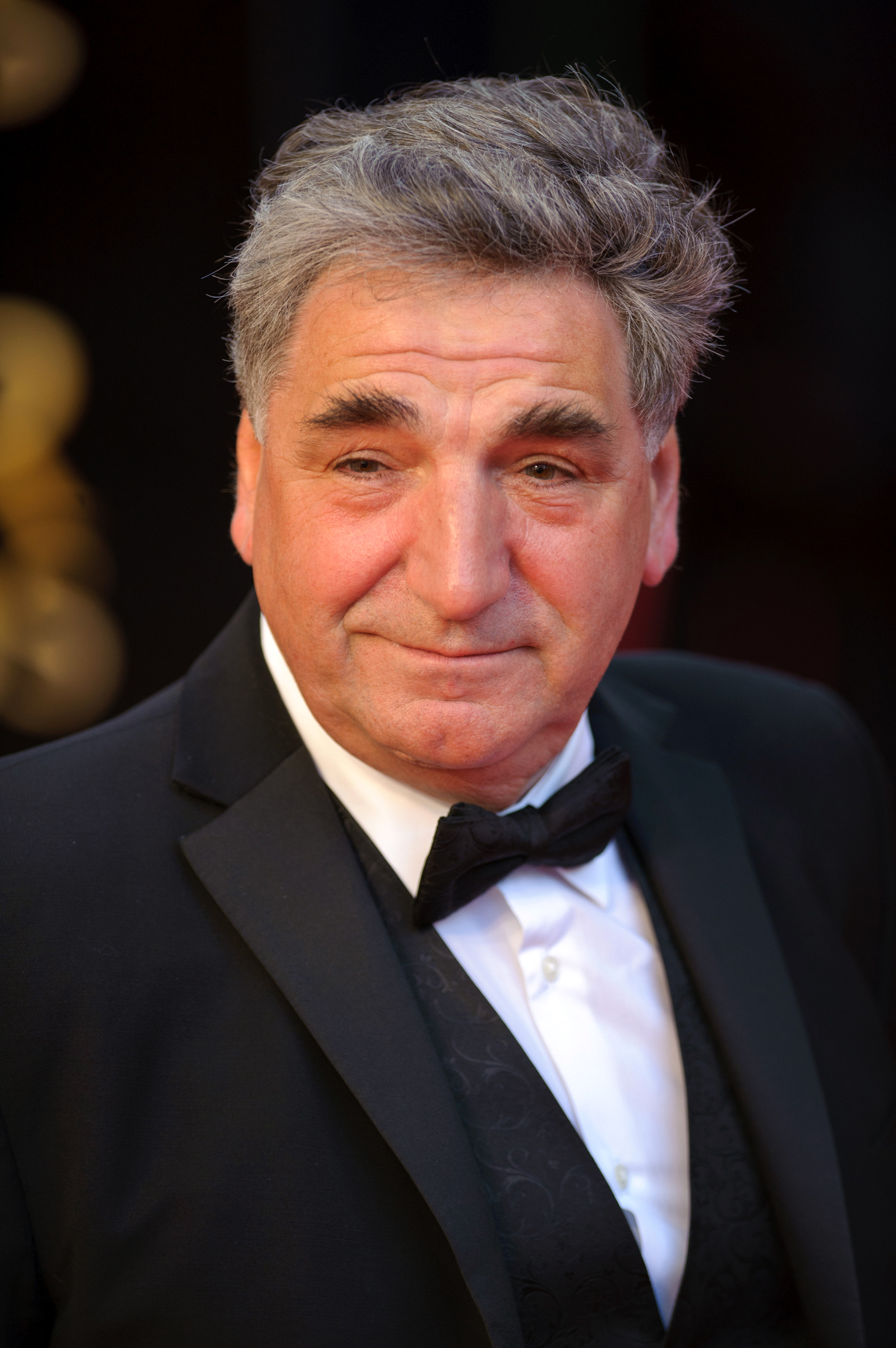 Jim Carter: My family unite over Downton
