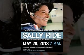 Sally Ride Tribute