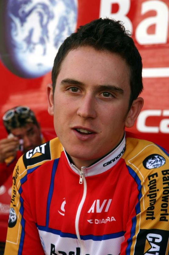 Geraint Thomas Tour de France 2007