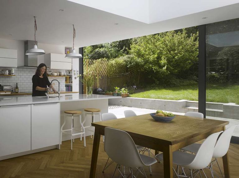 Natural lighting in homes Dining Room By Real Homes Magazine May 04 2015 Real Homes Using Fixed Flushglaze Rooflights For Natural Lighting Real Homes