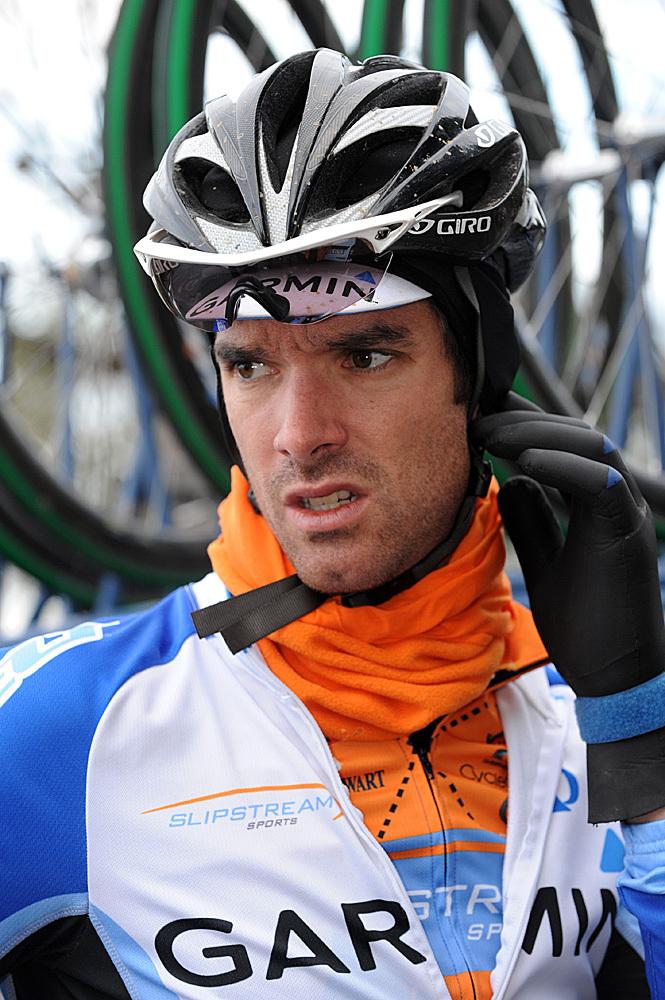 David Millar, Vuelta a Espana 2009, stage 2