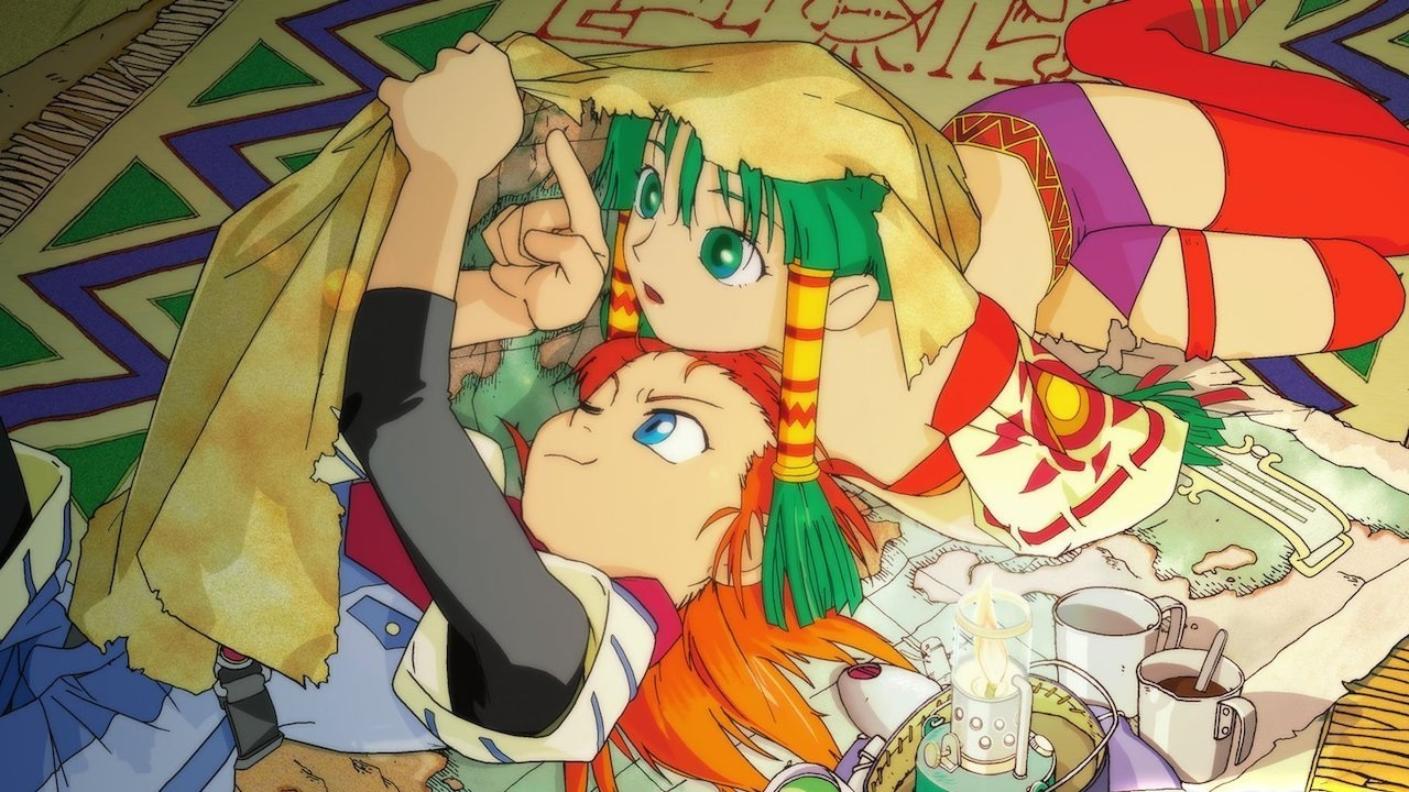 Grandia 1 and 2 HD remasters will hit PC next month | PC Gamer
