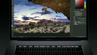 Photoshop on MacBook