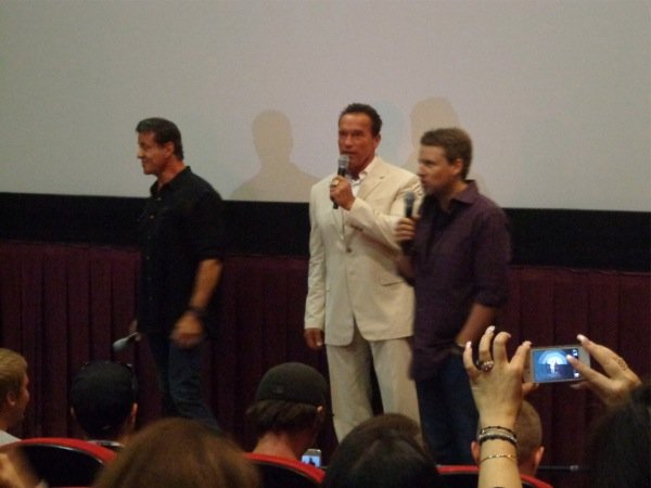 Arnold and Sly 3