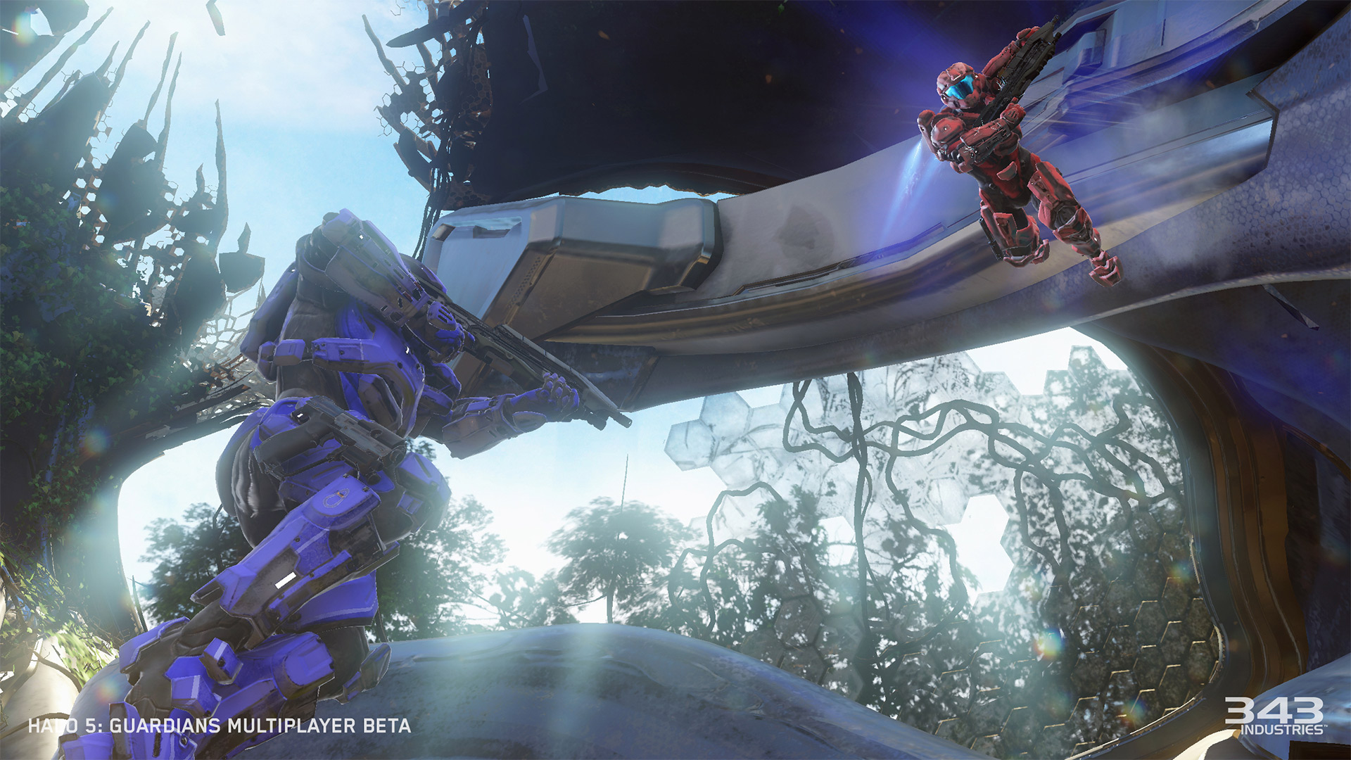 Halo 5's New Multiplayer Mode Breakout Is Now Playable - CINEMABLEND