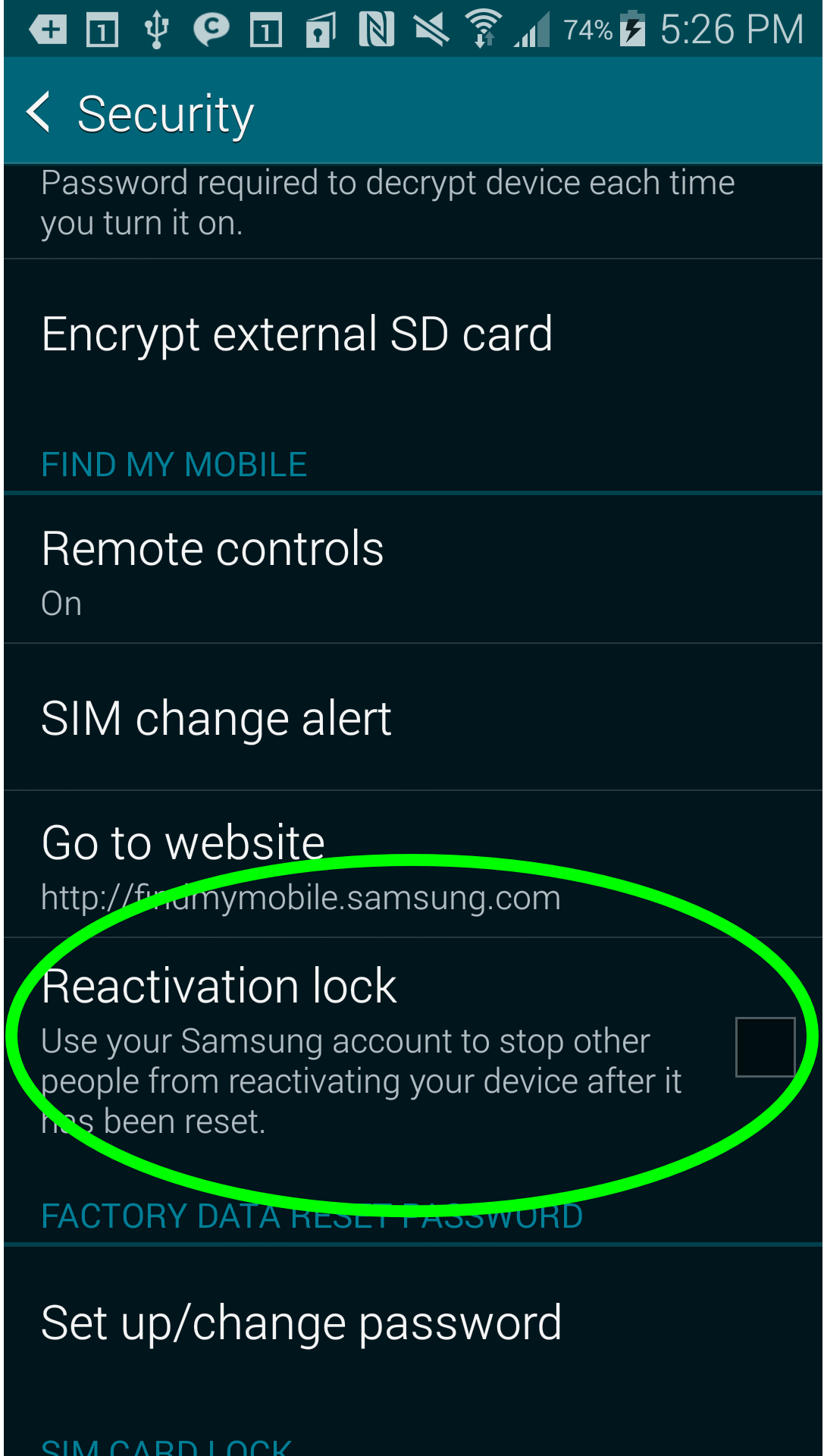 7 Samsung Galaxy S5 Security Tips to Keep You Safe | Tom's Guide