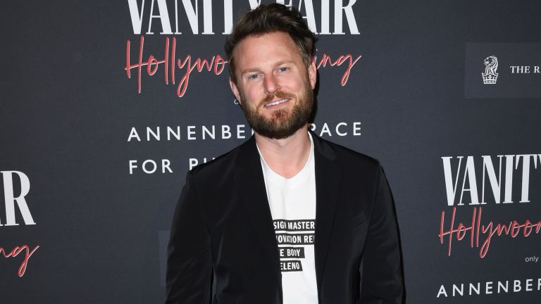 Bobby Berk attends Vanity Fair: Hollywood Calling - The Stars, The Parties And The Power Brokers at Annenberg Space For Photography on February 04, 2020 in Century City, California.