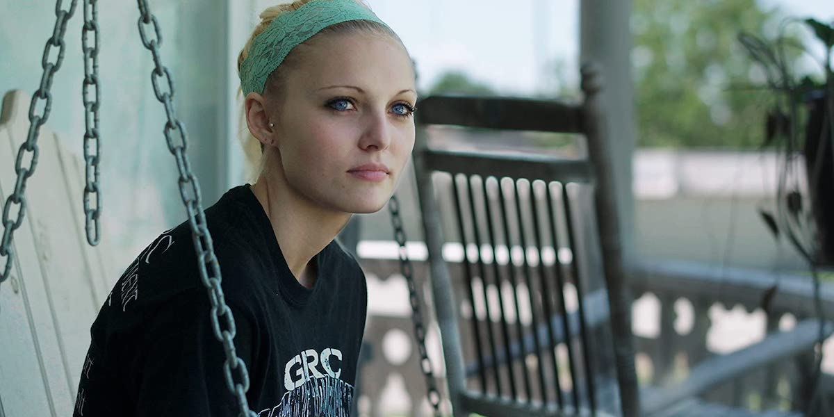Daisy Coleman in Audrie & Daisy documentary