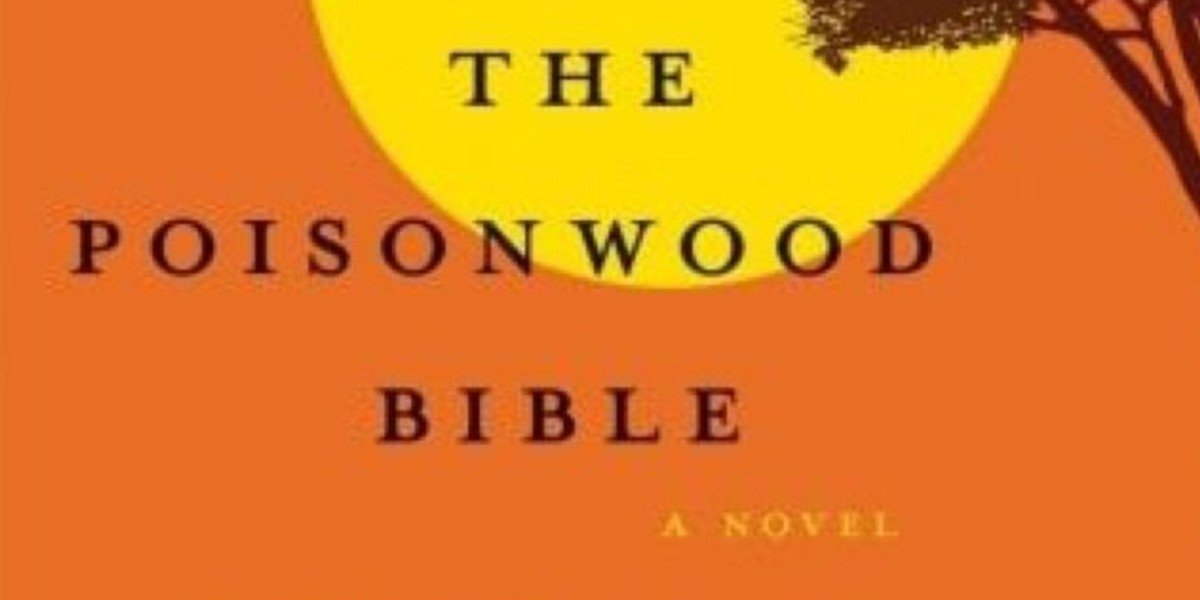 The Book Cover for The Poisonwood Bible