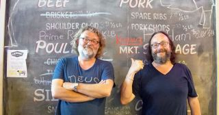 The Hairy Bikers promise to crack us up in their new series