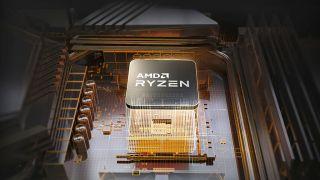 AMD Ryzen 5000 Series CPU