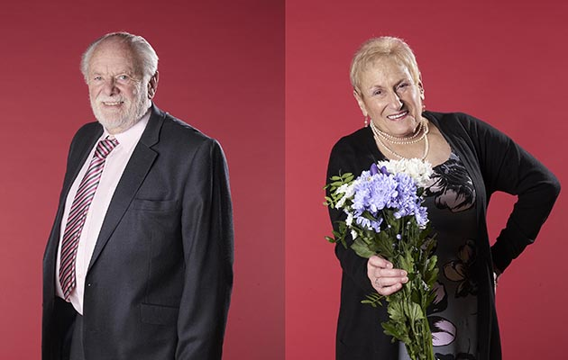 FIRST DATES S11 ep1 shows Alex and Deanna