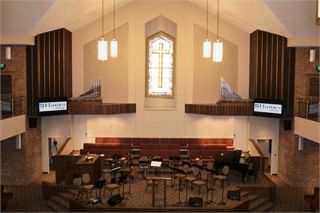 Tannoy Provides Intelligibility for South Point Baptist Church
