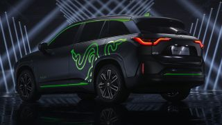 Razer car