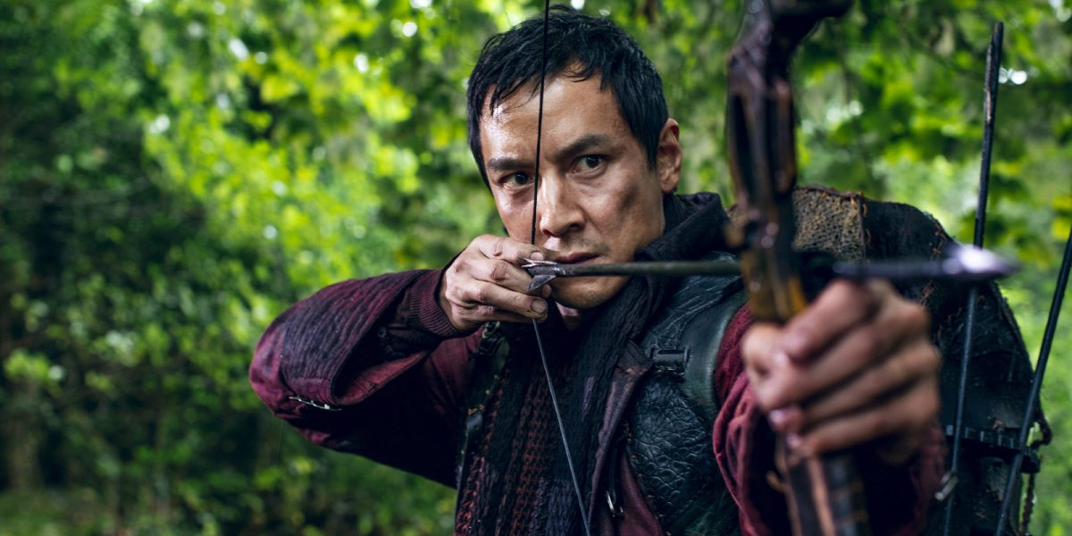 Daniel Wu on Into the Badlands