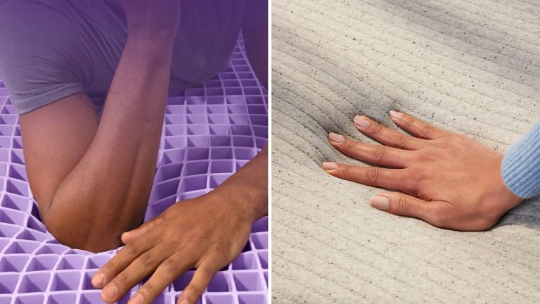 Purple vs Casper mattress
