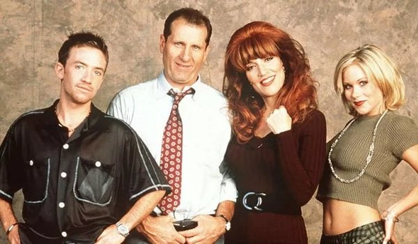 Married With Children a Bundy family portrait