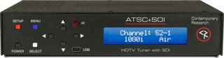 Contemporary Research to Begin Shipping HDTV Tuner with HD-SDI