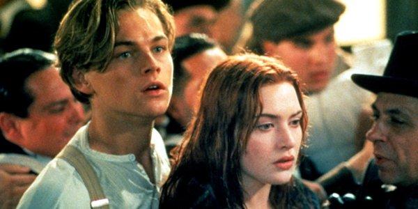 Titanic Jack Rose Leonardo DiCaprio Kate Winslet