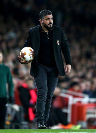 Arsenal v AC Milan – UEFA Europa League – Round of 16 – Second Leg – Emirates Stadium