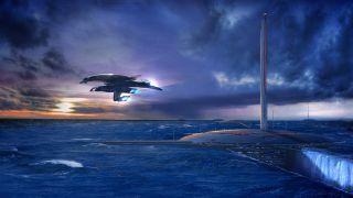 best sci-fi games - mass effect 2