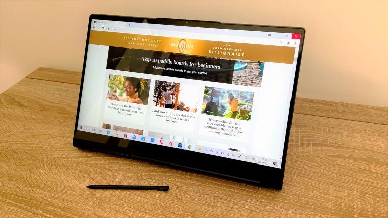 Lenovo Yoga 9i 14 review