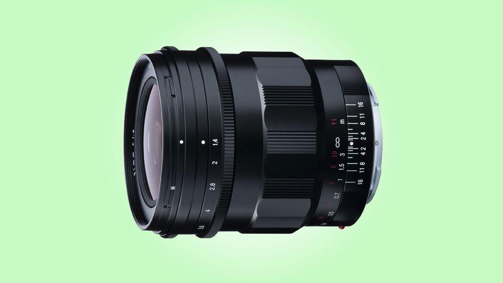 Voigtländer announces Nokton 21mm f/1.4 Aspherical lens