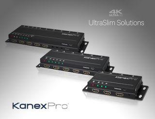 KanexPro Introduces UltraSlim Lineup