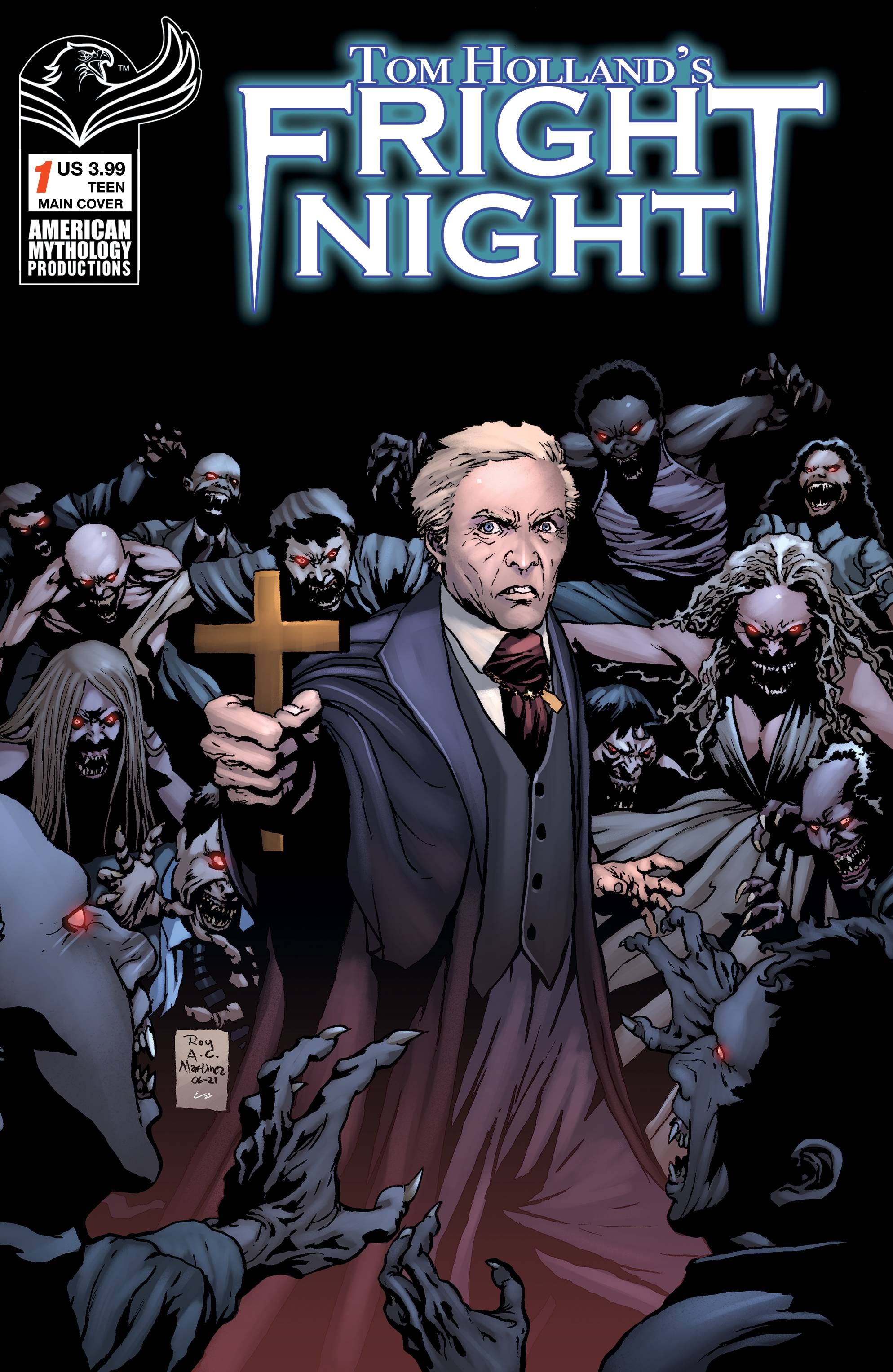 Fright Night: Dead by Dawn #1 main cover