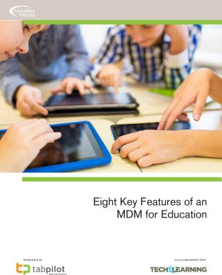8 Key Features of an MDM for Education