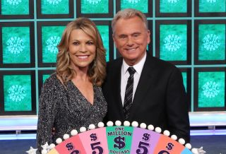Pat Sajak, Vanna White reup their deals hosting 'Wheel of Fortune' headed into season 39.