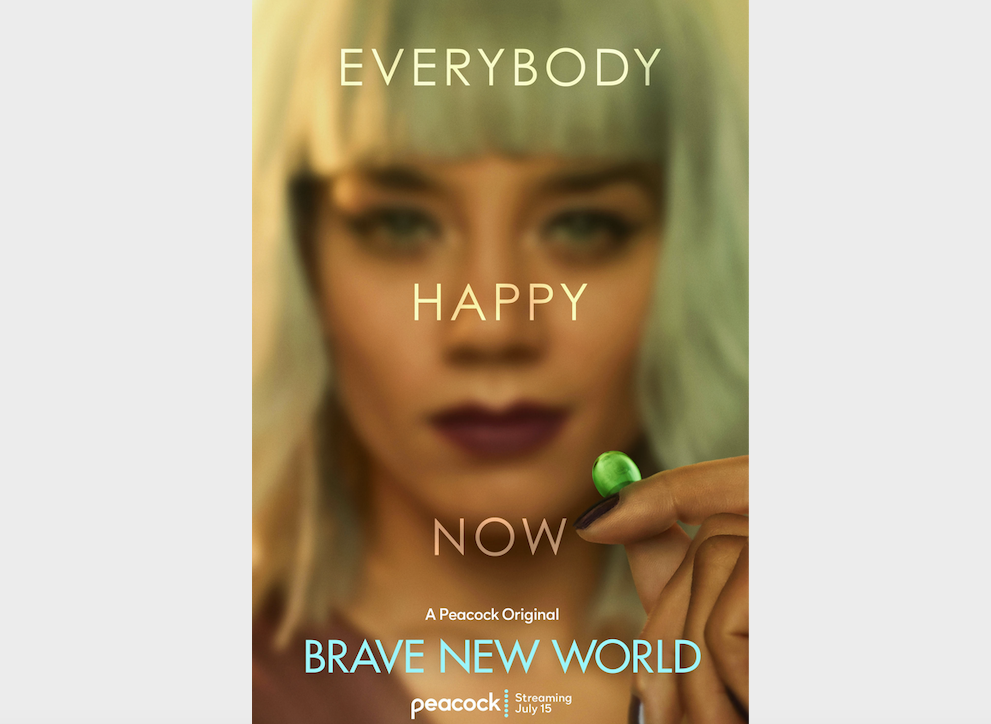 """Peacock Releases Trailers for 'Brave New World,' 'The Capture"""" and Eight  Other Original Shows   Next TV"""