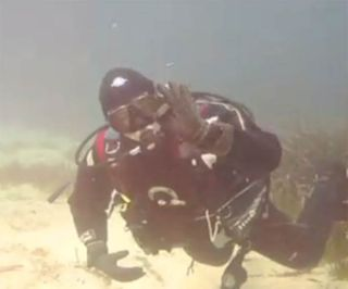 dive world records, longest dive, cold water dives, what is the longest dive on record, scuba diving records