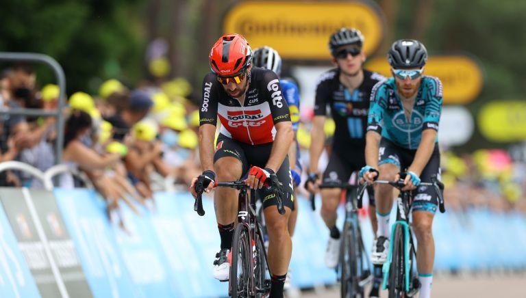 Thomas De Gendt at the Tour de France 2021