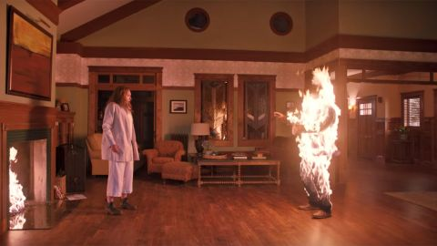 An image from Hereditary