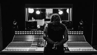Amenra in the studio
