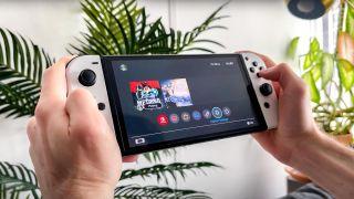 Nintendo switch oled battery life