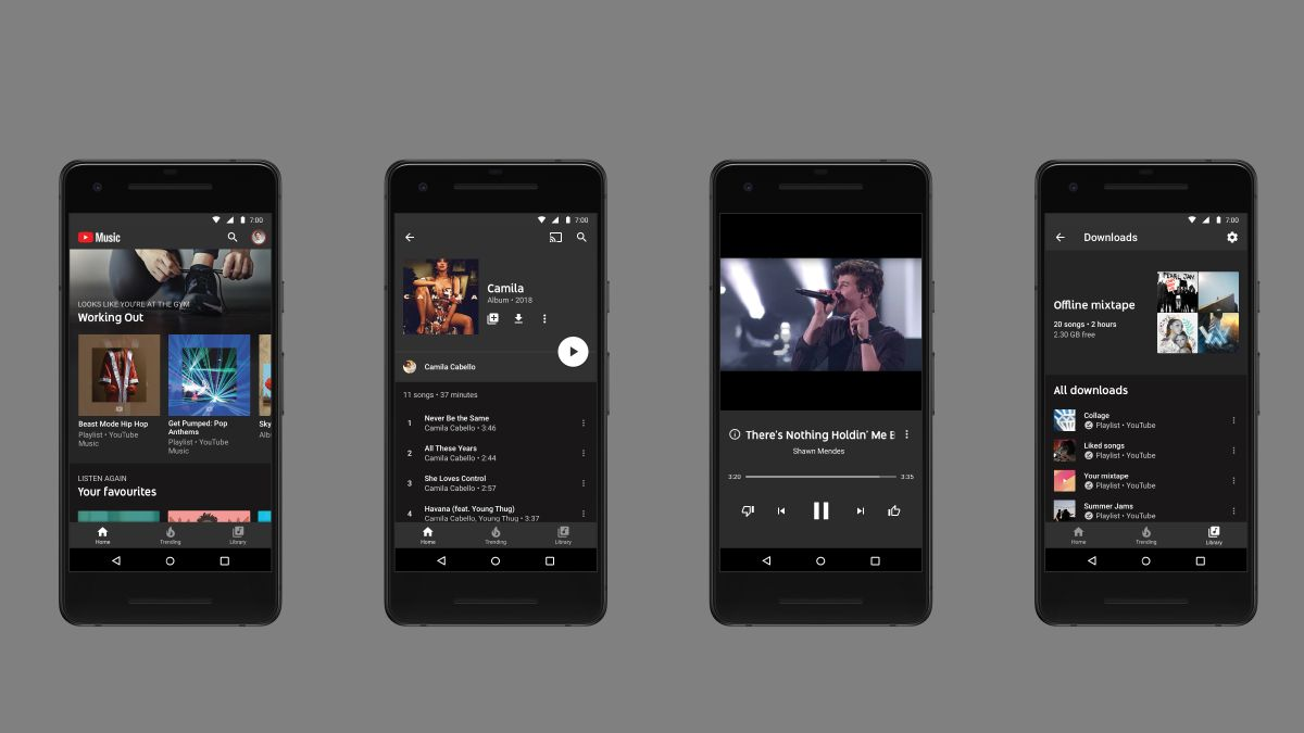 Why YouTube Music hasn't replaced Google Play Music... yet